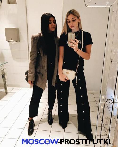 Проститутка Вера и Карина