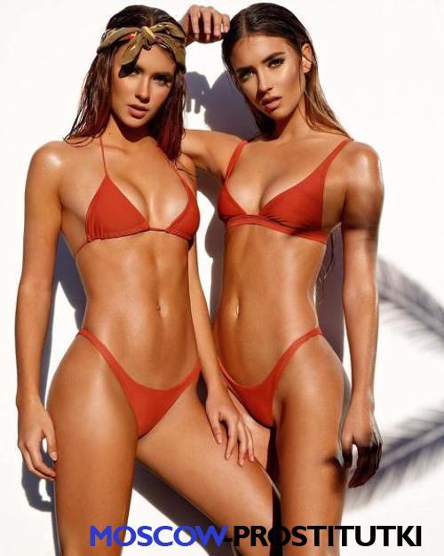 Проститутка Алена и Кристин